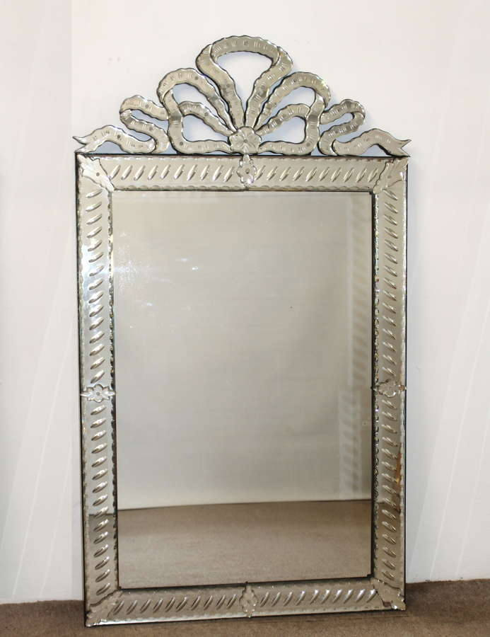 Antique Venetian and Vintage Mirrors