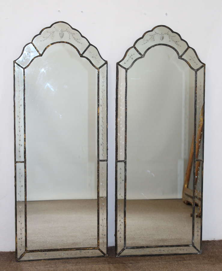 Very Large and Pairs of Mirrors