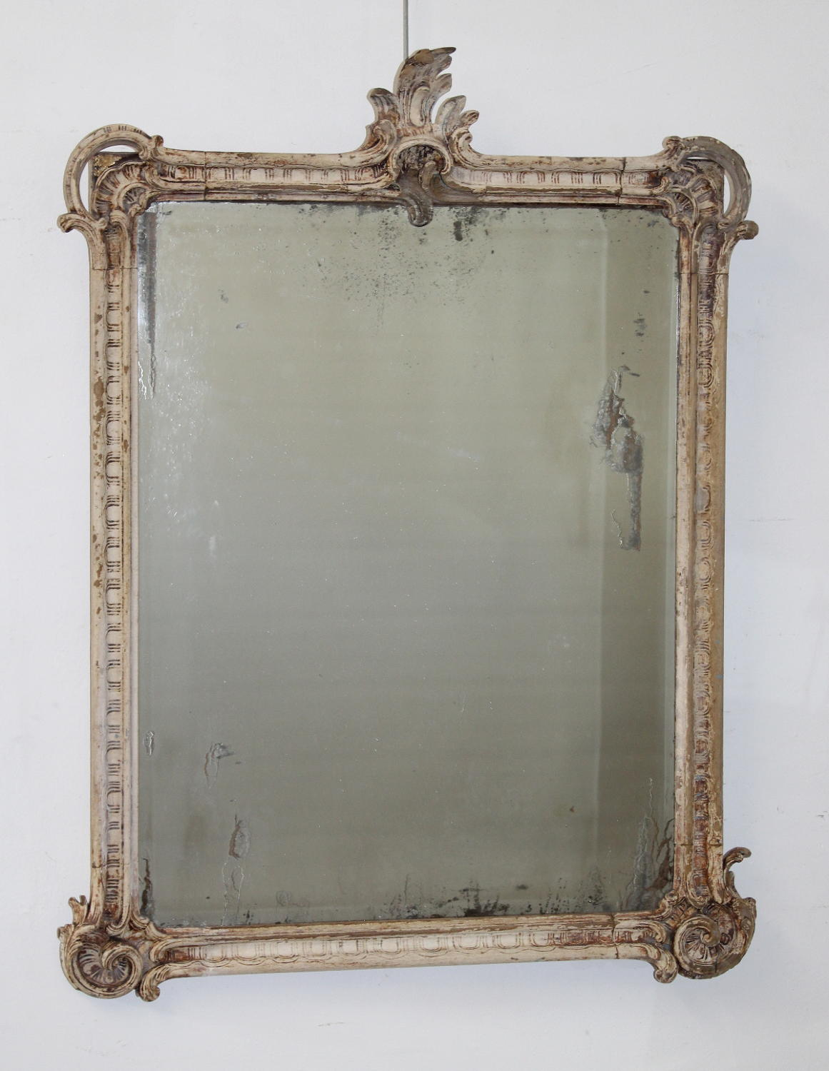 18th Century Decorative Mirror